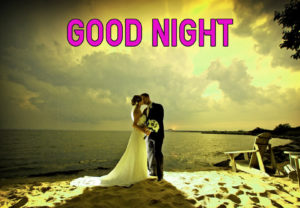 Good Night Images wallpaper photo with lover