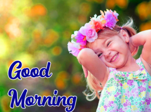 Cute baby Beautiful Good Morning Pics Free Download