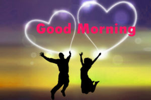 Sweet Romantic Lover Good Morning Wishes Pics Wallpaper Download