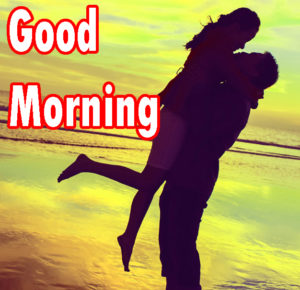 Sweet Romantic Lover Good Morning Wishes images  photo for best friend