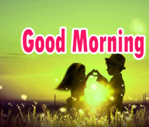 Sweet Romantic Lover Good Morning Wishes wallpaper download