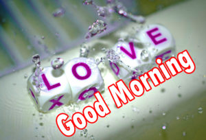 Sweet Romantic Lover Good Morning Wishes images  picture for girlfriend