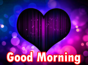 Sweet Romantic Lover Good Morning Wishes images photo for whatsapp