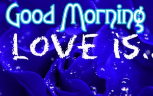 Sweet Romantic Lover Good Morning Wishes images  photo download