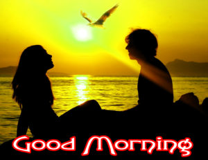 Sweet Romantic Lover Good Morning Wishes images  hd download