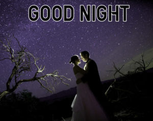 Good Night Images wallpaper photo with couple