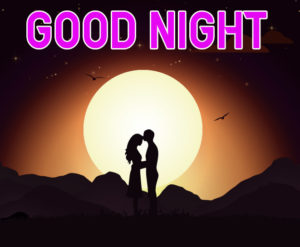Good Night Images wallpaper picture with couple