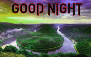 Good Night Images wallpaper photo with nature