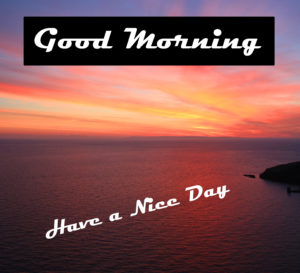 Good Morning Photo Wallpaper Download
