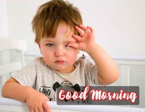 Cute BoyGood Morning Images HD Download
