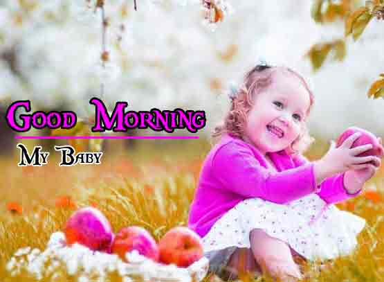 HD Nature Free Good Morning Images for cute baby