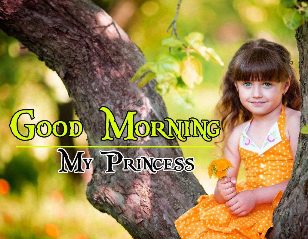 Latest HD Nature Free Good Morning Images for cute baby