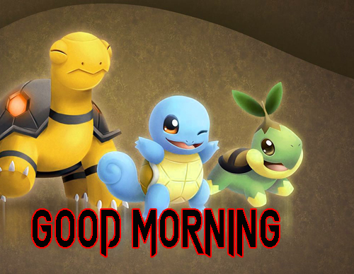 Cartoon Good Morning Wishes Images Pics Download
