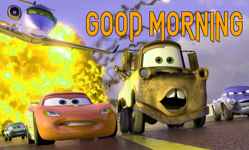 Cartoon Good Morning Wishes Images Wallpaper DOWNLOAD