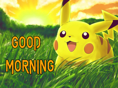 Cartoon Good Morning Wishes Images Wallpaper pic Download