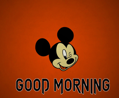 Cartoon Good Morning Wishes Images Photo Wallpaper DOWNLOAD