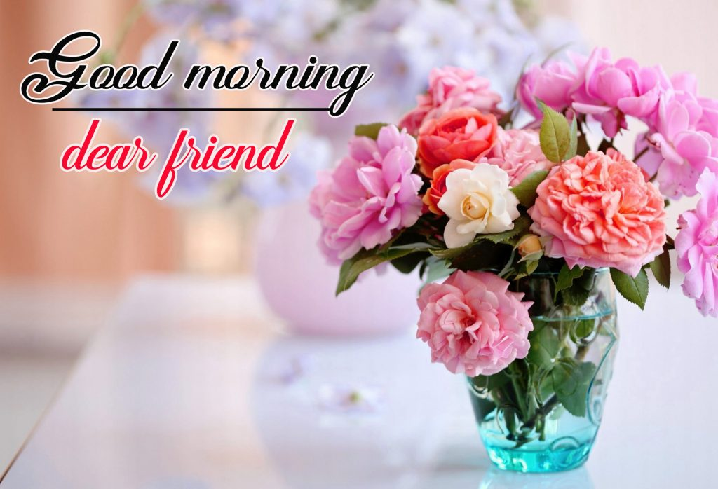 Flowers Good Morning Wallpaper Pictures Download