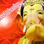 Good Morning Ganesha Images Wallpaper