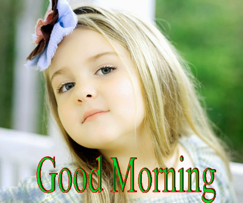 Beautiful Girls Good Morning Pics pictures Free Download