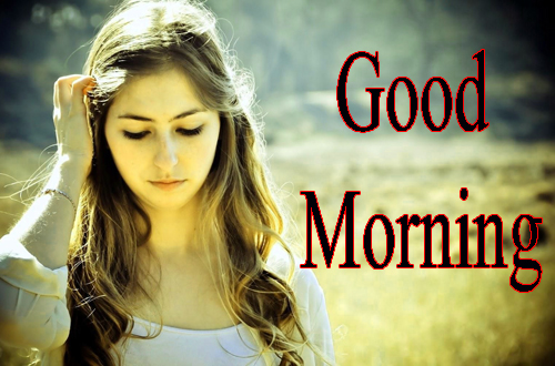 Girls Good Morning Images Pics Free HD