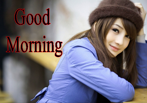 Girls Good Morning Images Photo for Facebook
