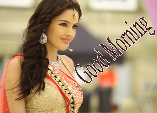 Beautiful Girls Good Morning Pics HD Download