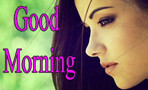 Beautiful Girls Good Morning Wallpaper Pics Download