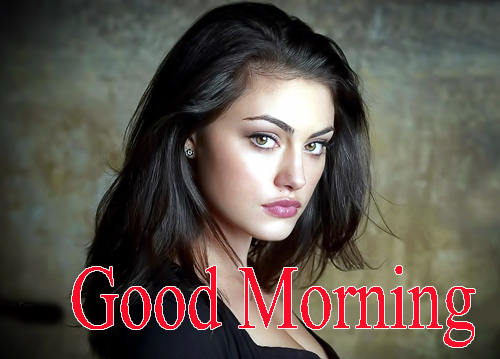 Girls Good Morning Images