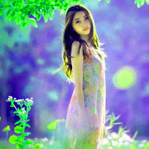 Latest Dp For Girls Images Photo wallpaper