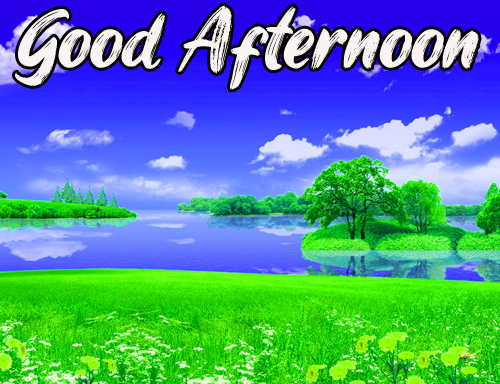 Good Afternoon Images Photo Wallpaper