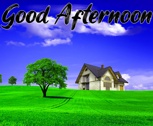 New Good Afternoon Images Wallpaper