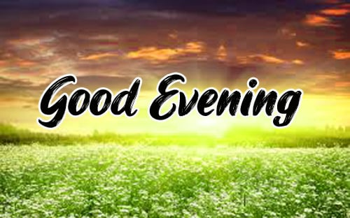 Good Evening Images HD
