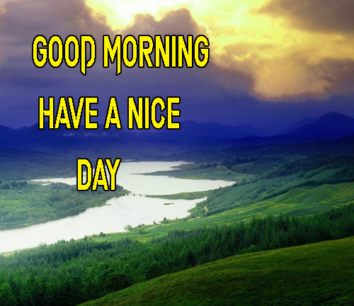 BestGood Morning Have A Nice Day Images Photo Free