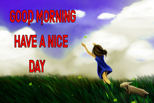 BestGood Morning Have A Nice Day Images Wallpaper Free Download