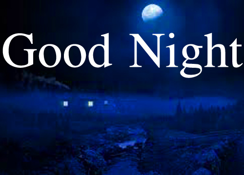 Best Good Night Wallpaper Photo Download