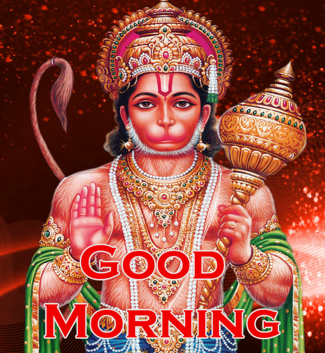 Lord Hanuman Ji Good Morning Images Pics Pictures Download