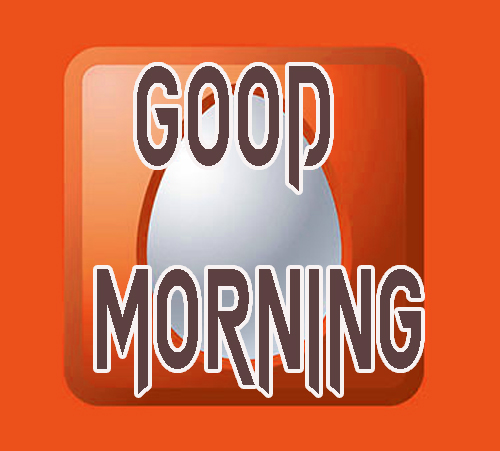 Good Morning Logo Images Photo HD Download