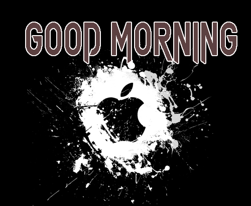 Good Morning Logo Images Pics Free