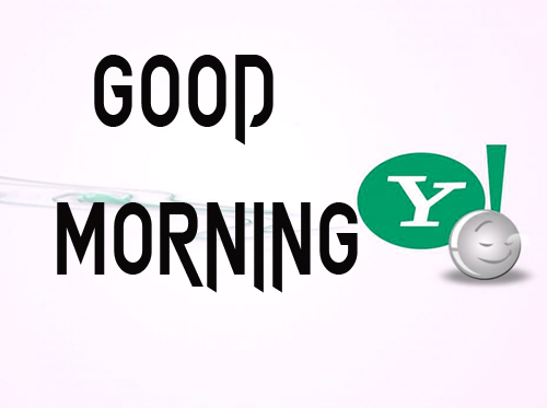 Good Good Morning Logo Images Pictures Free