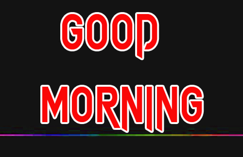 New Good Morning Logo Images Wallpaper