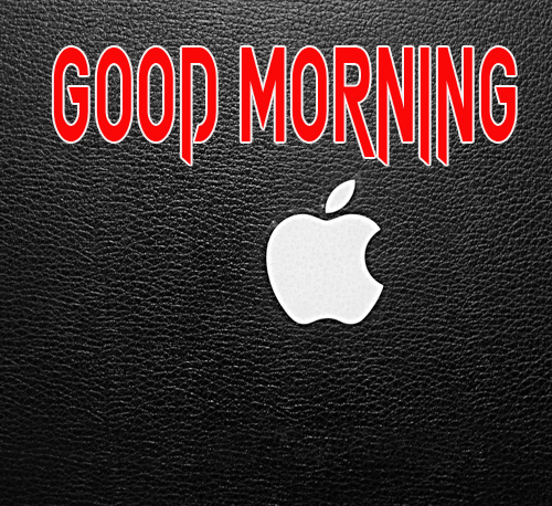 New Good Morning Logo Images Pics Free Download