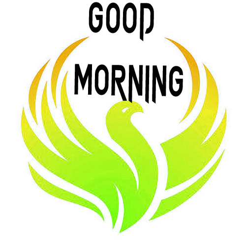 Good Morning Logo Images Photo Download