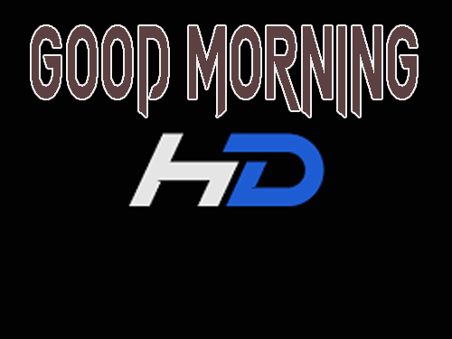 Nice Good Morning Logo Images Wallpaper