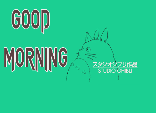 Good Morning Logo Pics Images