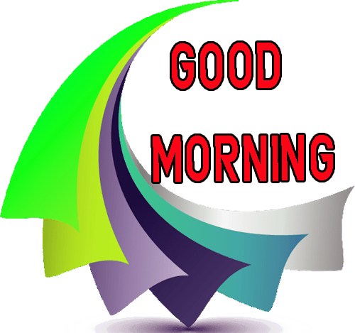 Good Morning Logo  Free Wallpaper Images