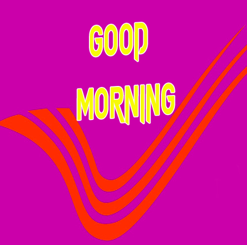 Good Morning Logo Images Free Hd Download