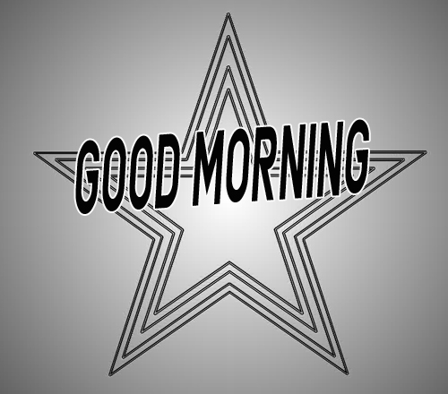 Nice Good Morning Logo Images Hd Free Download