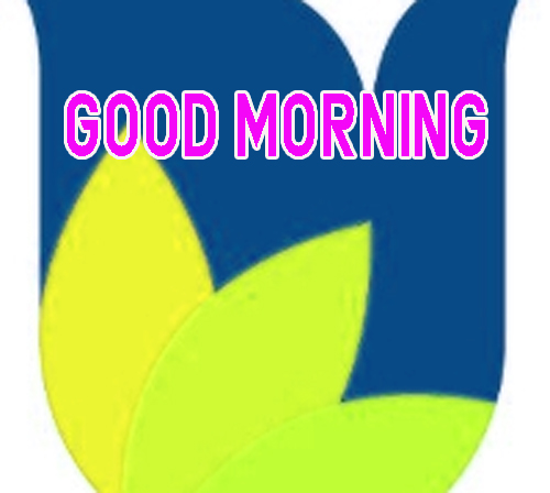 Good Morning Logo Images Photo Free Download