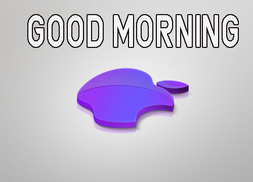 Good Morning Logo Images Pictures