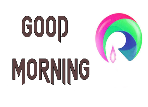 New Good Morning Logo Images Photo Pics